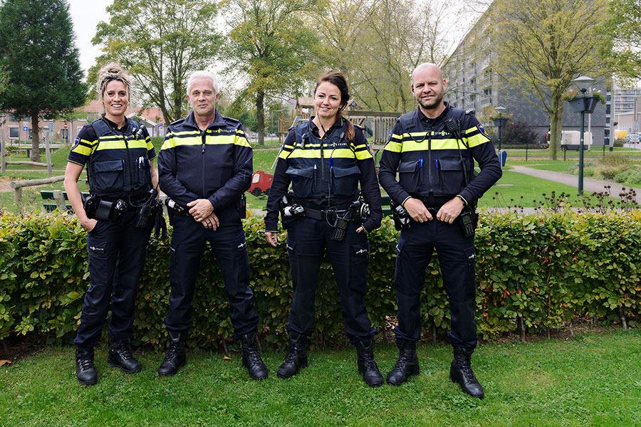 wijkagenten Malburgen