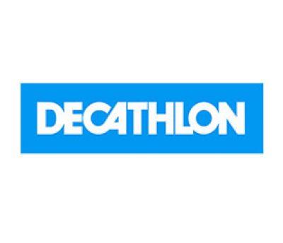 Decathlon uitprobeerveldjes